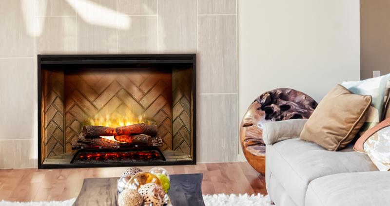 Electric Fireplaces Residential Commercial Nanaimo Vancouver Island